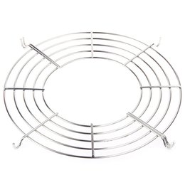 Wholesale Steam Holder - New 2 Pcs lot Stainless Steam Rack Three-hook Design Semicircular Steam Tray Pot Holder Insulation Lek Oil Rack Cooking Tool
