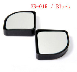 Wholesale Wide Angle Side View Mirror - Auxiliary mirror car side mirror blind spot mirror wide-angle rear-view mirror to a mirror shine sector mirror