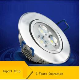 2016 novos arrilvals LED de Alta Potência Spot Light 5 W / 7 W / 9 W / 12 W Shell de Alumínio AC85-265V levou spot light fixture Dois anos de Garantia de Fornecedores de tipos de conectores 12v