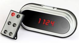 UK 12 hours camera - Fashion Full HD 1080P Digital Clock mini digital DVR Alarm Hidden Camera Mini camcorder 12 hours recording Multifunction