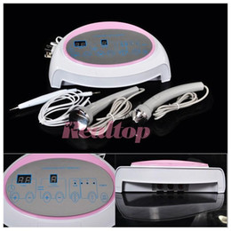 Wholesale Tattoos Removal Price - 3in1 Ultrasonic Ultrasound skin Spot remover Mole Tattoo Removal Body Therapy Face spa device Massage instrument Beauty Machine Lowest price