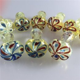 Wholesale Wholesale Mini Glass Pipes - Glass Smoking Pipes Beatuful Appearance Tabacco Mini Pipe 2.4 Inches Long Glass Hand Spoon Pipes Mix Color Order GP1007