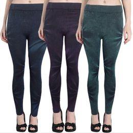 Dropshipping Plus Size Women Warm Leggings UK   Free UK Delivery ...