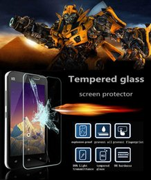 Wholesale Original Xiaomi M2s - Original Amazing Anti-Explosion Tempered Glass Screen Protector Film for Xiaomi NOTE MI2 MI2S MI3 MI4 MI5 MI4i M2 M3 M4 with retail package