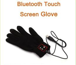 2019 teléfonos con pantalla táctil resistiva Hola, teléfono inteligente, inalámbrico, toque, guante, Bluetooth, altavoz, guantes, pantalla táctil, sin, por menor, caja, cable, negro