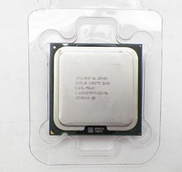 Wholesale Cpu Processors 775 - Free Shipping Original INTEL Core 2 Quad Q8400 Processor 2.66GHz 4M Cache   FSB 1333   LGA775   45nm   95W 64-bit Quad Core computer CPU
