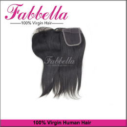 Wholesale Virgin Closures For Cheap - Cheap Virgin 8A Hair Closure Fashion Top Nice Hair Closure Can Be Dyed Straight Hair Products for Women clST-002