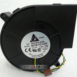 Wholesale 12v Server Fans - The original Delta BFB1012H 9733 DC 12V 0.8A 97*94*33mm 97*94*33mm server CPU server fan blower
