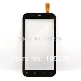 Wholesale Defy Screen - Wholesale-For Motorola defy MB525 Touch Screen Digitizer Free shipping + Track Number
