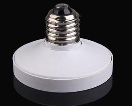 Lamp gx53 онлайн-Высокое качество держатель лампы преобразователи E27 для GX53 база светодиодные лампы лампы адаптер конвертер винт гнездо освещения аксессуары