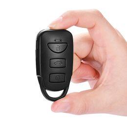Wholesale Mini Keychain Hidden Camera - New 1080P spy camera cam Car Key Hidden Camera Keychain mini DV DVR Video Recorder HD MINI Camcorders