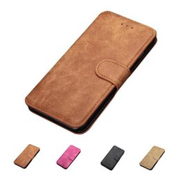 Wholesale Deluxe Leather Wallet - S5Q Men's Deluxe Wallet Flip Genuine Leather Stand Cover Case For iPhone 5s AAAFQQ