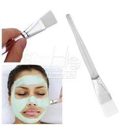 Wholesale Plastic Eye Masks - 1PC Women Lady Girl Facial Mask Face Eyes Makeup Cosmetic Beauty Soft Brush Tool