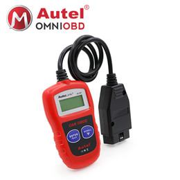 Wholesale Obd Link - Autel AutoLink AL301 OBD II & CAN Code Reader Auto Link AL-301 Auto Diagnostic Scan Update Official Website Free Shipping
