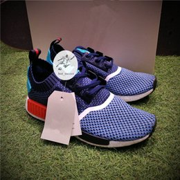 Wholesale Discount Leather Shoes For Women - Discount NMD Running Shoes Real Boost Women Men Nmd XR_1 Running Shoes For Men Top Boots Mens Sports Shoes nmd xr1