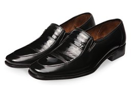 Wholesale Offers Dress - free shopping 2016 special offer the new trend of business dress shoes selling men's fashion leather shoes, work shoes