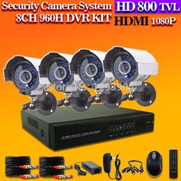 Видеокамера 3g онлайн-HD 800TVL беспроводной 3G CCTV домашней безопасности системы видеонаблюдения 8ch 1080p 960H NVR комплект DVR открытый камеры безопасности системы