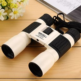 Wholesale Military Hd - 30x40 Outdoor Hunting Binoculars Telescope Military Standard Grade High Powered Binoculars Anti-fog HD Spectacles Free Shipping