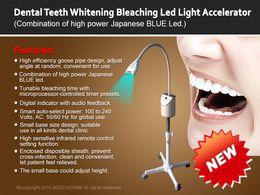 Wholesale Tooth Model Lamp - Free Shipping Teeth Whitening Lamps Salon Use Teeth Whitening Kit Dental Machine Dental Bleaching Lamp For Dentist