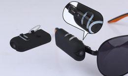 Wholesale Hd Dvr Glasses - 1pcs wearable HIDDEN Eyewear HD 720P Digital Frame Glass Mini DV DVR Camera Recorder glasses camera for large TF card