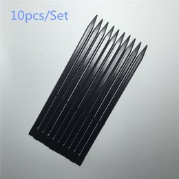 Wholesale Laptop Opening Tools - 10pcs lots Opening Pry Tools Nylon Plastic Spudger For iPhone For iPad Mobile Phone Repair Laptop Desk PC Disassembly Tools Set