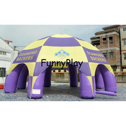 Wholesale Show Tents - Wholesale- inflatable car tent,Removable Inflatable Dome Tents,Inflatable promotional trade show tents for event inflatable air tent