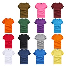 Wholesale Shirts Custom Made Wholesale - custom made t shirt with your own deisng logo t shirt t-shirt t-shirts tee for paty,class,souvenir