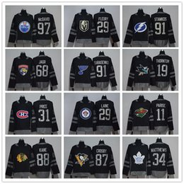 Wholesale Usa Hockey Jersey Xl - 2017 New Season AD 100 Anniversary Centennial USA Ice Hockey Jerseys Cheap Men's College Hoodie Jersey Custom All Team