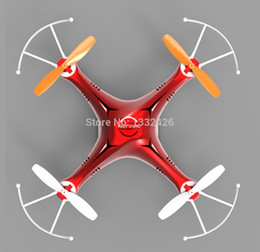 Wholesale Toy Helicopter Rotor - HOLY STONE Skytech 2.4G 4CH 6-Axis professional rc helicopter Remote Control Quadcopter Toy Drone With Camera ( M62R  180c) dron
