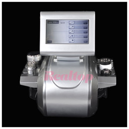 6 In1 40 K máquina de radiofrecuencia de cavitación ultrasónica máquina de cavitación de liposucción ultrasónica para la venta SPA SALON uso desde fabricantes