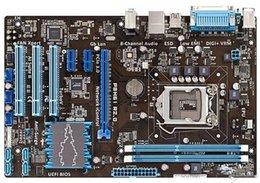 Wholesale Asus Lga 1155 - P8H61 R2.0 Original Used Desktop Motherboard H61 Socket LGA 1155 i3 i5 i7 DDR3 16G ATX On Sale