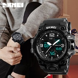 Wholesale Country Electronics - Time Beauty Men's large waterproof electronic watch fashion multi-functional outdoor cross-country specifically for sports watches high-end