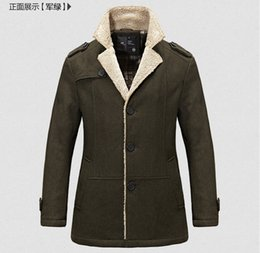 Mens Designer Wool Coats