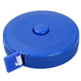 Wholesale Tape Measures Wholesale - Wholesale-Special 1.5 m mini plastic tape   cute retractable ruler   amount of clothing ruler   tape measure small soft feet