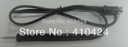 Wholesale 24v Soldering Iron - Free shipping High quality HAKKO 912 Soldering Iron Handle for HAKKO 942 , 24V 75W ESD + Free T12 Tip order<$18no track