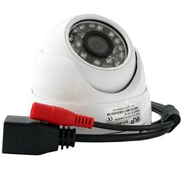 Wholesale Ip Dome Camera Price - 1280*720 1MP best price ip CCTV dome camera 720p outdoor waterproof support mobile phone surveillance ELP-IP4100VR