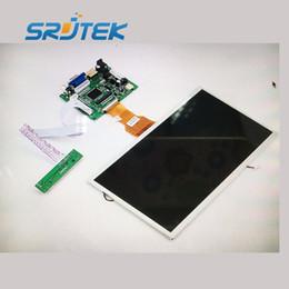 exibição de escudo Desconto Atacado-9 polegada para Raspberry pi Display LCD TFT Escudo Módulo de Exibição HDMI + VGA + Placa de Driver de Vídeo para Raspberry Pi