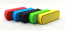 Wholesale New Drivers Speakers - New Y-8 Bluetooth Hifi Super Bass Speakers Support USB Flash Driver FM TF Card Wireless Hands-free For Samsung S6 Iphone 6 HTC Free Shipping