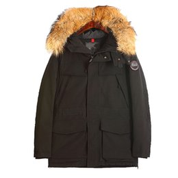 Wholesale Men S Winter Fashion Trends - NAPAPIJRI Down Jacket Winter Waterproof Windproof Outerwear Trend Long Coat Italy Outdoor Geographic Adventure Sport Travel HFWPHW010