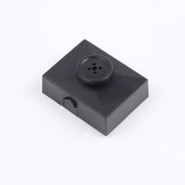 Wholesale Mini Dvr Recorder Pc - NEW Spy Mini Hidden DVR Camera Button Audio Video PC DVR Voice Recorder DVR Cam 1080p Black New mini Camcorders Free Shipping