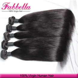 Wholesale Buy Remy Wholesale - Buy Human Hair for Braiding Top Grade 8A Virgin Brazilian Indian Peruvian Remy Human Hair Straight Natural Color Bundles Can Be Dyed
