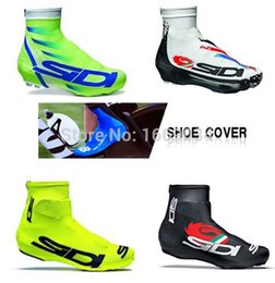 Wholesale cycling overshoe - Wholesale-NEW Pro Shoe Cover   Cycling Overshoes 2015 Team Shoe Case Road Cycling Shoe Protector