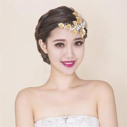 Wholesale Ms Queen - Queen Crown Tiaras Wedding Bridal Bridesmaid Crystal Rhinestone Pearl Hair Accessories Ms Prom Ribbon Headband Bridal Headpieces Jewelry