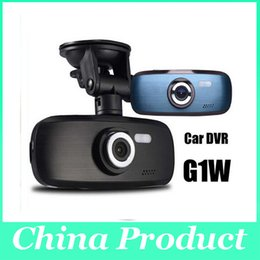 Wholesale Japanese Video Hot - Hot Selling H200 720P Car DVR G1W Novatek Camera vehicle Video Recorder 2.7 inch Automobile night vision Traveling Data black box 002779