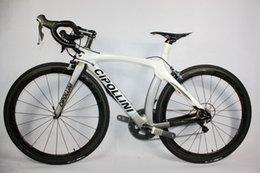 Wholesale Di2 Complete - cipollini RB1000 complete bikes carbon fiber T1000 carbon frame complete bike bicicleta carbon road bikes fit DI2 Mechanic