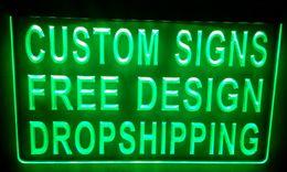 Wholesale light motion - LS-b-000 design your own custom Light sign hang sign home decor shop sign home decor