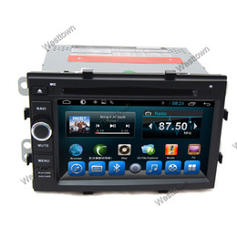 Wholesale radio nav - In car entertainment system car dvd cd player with gps sat nav radio rds wifi fit for Chevrolet Prisma Cobalt Spin Onix 7067