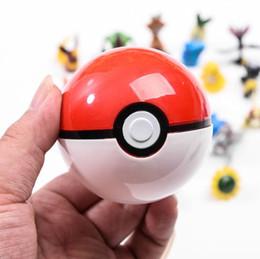 13 Estilos 1 Unids bola + 1 unids Figuras Al Aire Libre Gratis Figuras de Acción de Anime Niños Juguetes Para Niños Pop-up Master Gran Ultra GS regalo desde fabricantes
