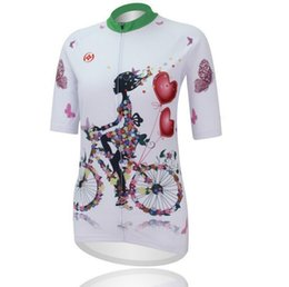 Wholesale Short Sleeve Woman Cycling Jersey - new arrival Sportswear Cycling jersey Bike Bicycle Jersey Cycling Clothes  Cycling wear  Cycling short sleeve jersey