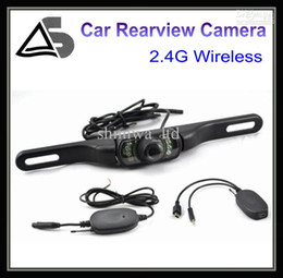 Wholesale Wholesale Backup Cameras - 2.4 G Wireless Car Rear View Camera Backup Camear Reverse Camera 170 Angle Lens